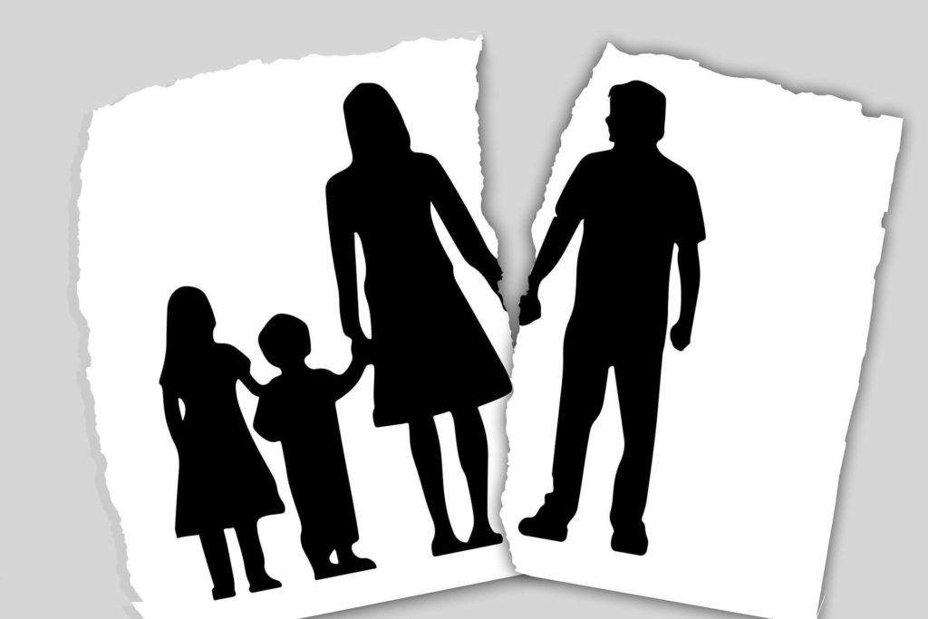 Custody and Alimony during divorce